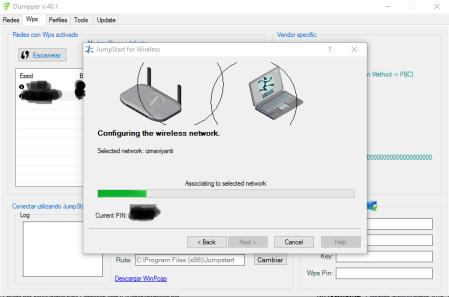 Software Pembobol WiFi : Dumper & JumpStart